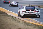 January 21-24, 2021. IMSA Weathertech Series. ROAR before Daytona. Qualifying race:  #79 WeatherTech Racing, Porsche 911 RSR-19 GTLM, Cooper MacNeil, Gianmaria Bruni, Richard Lietz, Kevin Estre