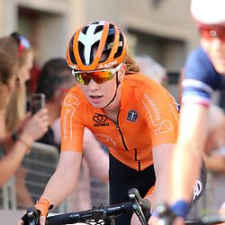 TRENTO (ITA): CYCLING: SEPTEMBER 10th:<br /> Nienke Vinke