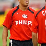 NLD/Amsterdam/20050805 - Johan Cruijffschaal 2005, PSV - Ajax, Wilfred Bouma