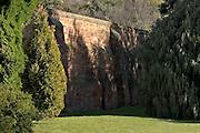 Convict Built Wall, Hobart, Tasmania