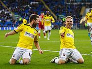 Cardiff City v Brentford 201214