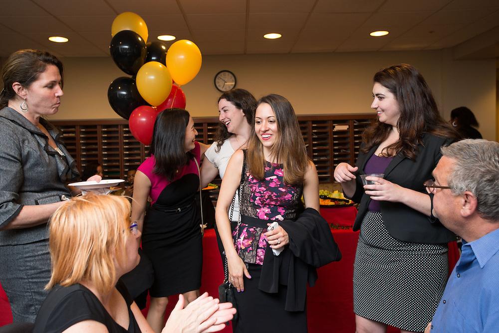 University of Maryland Graduation Reception
