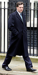 © Licensed to London News Pictures. 10/05/2012. Westminster, UK George Osborne, Chancellor of the Exchequer on Downing Street today 10th May 2012. Photo credit : Stephen Simpson/LNP
