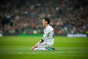 Ozil disappointed by the result of the match