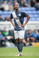 Daniel Johnson (Preston North End) during the Pre-Season Friendly match between Bolton Wanderers and Preston North End at the Macron Stadium, Bolton, England on 30 July 2016. Photo by Mark P Doherty.