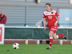 Bristol Academy Womens' Grace McCatty  - Photo mandatory by-line: Alex James/JMP - Mobile: 07966 386802 - 04/10/2014 - SPORT - Football - Bristol - Stoke Gifford Stadium - Bristol Academy Womens v Notts County Ladies - Womens Super League