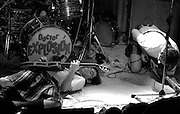 Doctor explosion performing at Sol club, Madrid 1994