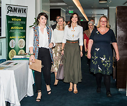 """Crown Princess Mary and minister for development Ulla Toernaes visits Kenya focusing on women's rights. Here they attend a conference and the launching of """"Deliver for Good"""" campaign. 28 Nov 2018 Pictured: Crown Princess Mary. Photo credit: Hanne Juul/Aller Media/MEGA TheMegaAgency.com +1 888 505 6342"""