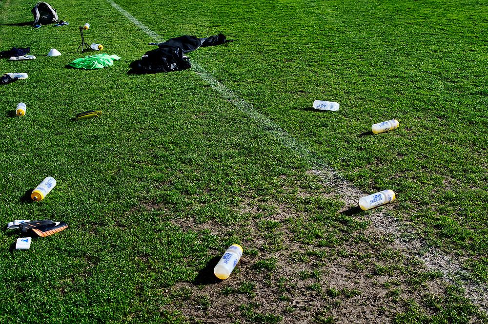 Duitsland. Hoffenheim, 02-05-2012. Foto/Copyright: Patrick Post.  Reportage over de jeugdopleiding van de Duitse voetbalclub TSG 1899 Hoffenheim.