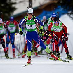 20110123: ITA, IBU Biathlon Worldcup, Antholz - Anterselva
