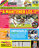 September 09, 2021 - LATIN AMERICA: Front-page: Today's Newspapers In Latin America