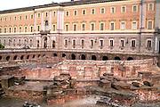Torino Resti Romani in via XX Settembre