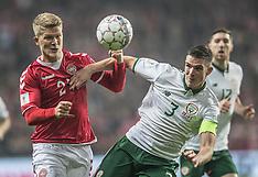 11 Nov 2017 Danmark - Irland