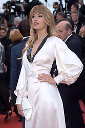 "71st Cannes Film Festival 2018, Red Carpet film ""Blackkklansman"". Pictured: Petra Nemcova"