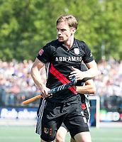 UTRECHT -  Mirco Pruyser (A'dam)    tijdens   de finale van de play-offs om de landtitel tussen de heren van Kampong en Amsterdam (3-1). Kampong kampong kampioen van Nederland. COPYRIGHT  KOEN SUYK