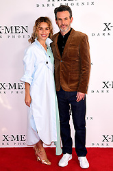 Simon Kinberg attending the X-Men: Dark Phoenix photocall held at Picturehouse Central, London.