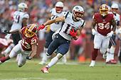 NFL-New England Patriots at Washington Redskins-Oct 6, 2019
