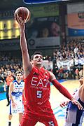 DESCRIZIONE : Cantù Lega A 2012-13 Acqua Vitasnella Cantù EA7Emporio Armani Milano  <br /> GIOCATORE : Alessandro Gentile<br /> CATEGORIA : Tiro<br /> SQUADRA : EA7 Emporio Armani Milano<br /> EVENTO : Campionato Lega A 2013-2014<br /> GARA : Acqua Vitasnella Cantù EA7Emporio Armani Milano <br /> DATA : 23/12/2013<br /> SPORT : Pallacanestro <br /> AUTORE : Agenzia Ciamillo-Castoria/I.Mancini<br /> Galleria : Lega Basket A 2013-2014  <br /> Fotonotizia : Cantù Lega A 2013-2014 Acqua Vitasnella Cantù EA7Emporio Armani  Milano <br /> Predefinita :
