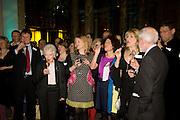 JUNE WHITFIELD; MIRANDA RICHARDSON;FRANCESCA SIMON;  JOHN MILLER; Orion Publishing Group Author Party. V & A. London. 18 February 2009.  *** Local Caption *** -DO NOT ARCHIVE -Copyright Photograph by Dafydd Jones. 248 Clapham Rd. London SW9 0PZ. Tel 0207 820 0771. www.dafjones.com<br /> JUNE WHITFIELD; MIRANDA RICHARDSON;FRANCESCA SIMON;  JOHN MILLER; Orion Publishing Group Author Party. V & A. London. 18 February 2009.