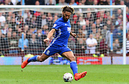 Ryan Shotton of Birmingham city in action.  EFL Skybet championship match, Aston Villa v Birmingham city at Villa Park in Birmingham, The Midlands on Sunday 23rd April 2017.<br /> pic by Bradley Collyer, Andrew Orchard sports photography.