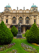 Juliusz Słowacki Theatre, Krakow Poera House, Poland<br />