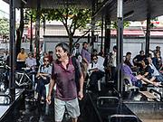 Singapore, big yawn at China Town