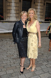 Left to right,JO MALONE and JENNY HALPERN at the Royal Academy of Arts Summer Exhibition Preview Party held at Burlington House, Piccadilly, London on 2nd June 2005<br /><br />NON EXCLUSIVE - WORLD RIGHTS
