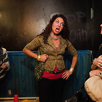 Schtick or Treat - November 1, 2011 - Bowery Poetry Club - Jamie Lee, Mara Herron, Selena Coppock