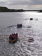 The Seine Boat race at Portmagee, County Kerry in 2011..Picture by Don MacMonagle