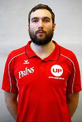 20140918 NED: Teampresentatie Prins VCV 2014 - 2015, Veenendaal<br /> Alexander Bel - Morato, (5) Prins VCV<br /> ©2014-FotoHoogendoorn.nl / Pim Waslander