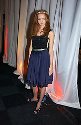 Model LILY COLE at the Fortune Forum Dinner held at Old Billingsgate, 1 Old Billingsgate Walk, 16 Lower Thames Street, London EC3R 6DX<br /><br />NON EXCLUSIVE - WORLD RIGHTS
