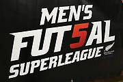 in the Mens Futsal Superleague match, Central v Capital, Pettigrew Green Arena, Napier, Saturday, September 28, 2019. Copyright photo: Kerry Marshall / www.photosport.nz