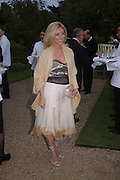 Princess Marie Chantal of Greece. Cartier dinner after thecharity preview of the Chelsea Flower show. Chelsea Physic Garden. 23 May 2005. ONE TIME USE ONLY - DO NOT ARCHIVE  © Copyright Photograph by Dafydd Jones 66 Stockwell Park Rd. London SW9 0DA Tel 020 7733 0108 www.dafjones.com
