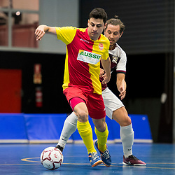 13th August 2017 - Series Futsal QLD RD9: South Brisbane v Mansfield Futsal