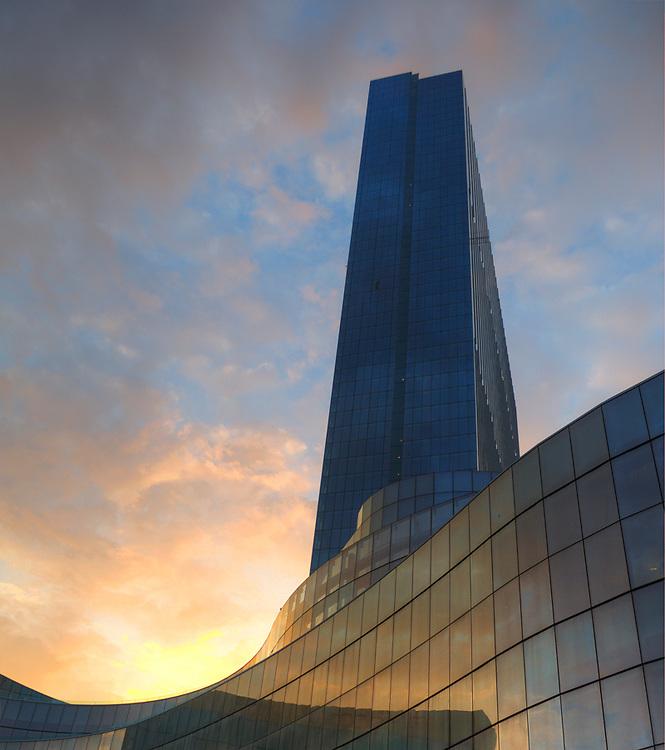 Revel Hotel and Casino<br /> Atlantic City, NJ<br /> Arquitectonica - Architect