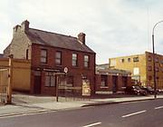 Old Dublin Amature Photos May 1984 With, Mary St Church and inside the church, High Rd, Kilmainham, Camac River, Powerstown, Parnell St,