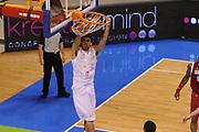 DESCRIZIONE : Riccione SuisseGas All Star Game 2012<br /> GIOCATORE : Giovanni Carenza<br /> CATEGORIA : schiacciata<br /> SQUADRA : Est Ovest<br /> EVENTO : All Star Game 2012<br /> GARA : Est Ovest<br /> DATA : 06/04/2012<br /> SPORT : Pallacanestro<br /> AUTORE : Agenzia Ciamillo-Castoria/GiulioCiamillo<br /> Galleria : Lega Basket A2 2011-2012 <br /> Fotonotizia : Riccione SuisseGas All Star Game 2012<br /> Predefinita :