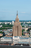 Riga, Latvia (May 2016) © Rudolf Abraham
