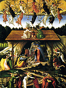 Sandro Botticelli, 1445 – 1510), Florentine, Italian painter. Adoration of the Magi, c. 1475 Tempera on panel