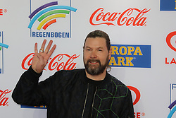 12.04.2019, Europa Park, Rust, GER, Radio Regenbogen Award 2019, im Bild Live Künstler des Jahres 2018, Rea Garvey (Laudatorin: Sonya Kraus) // during the Radio Rainbow Award at the Europa Park in Rust, Germany on 2019/04/12. EXPA Pictures © 2019, PhotoCredit: EXPA/ Eibner-Pressefoto/ Joachim Hahne<br /> <br /> *****ATTENTION - OUT of GER*****
