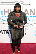 New York, NY-March 15: Media Personality Bevy Smith attends the 2018 'Humanity of Connection' Awards Ceremony powered by AT&T and held at Jazz at Lincoln Center on March 15, 2018 in New York City. (Photo by Terrence Jennings/terrencejennings.com)