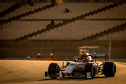 February 19, 2019 - Montmelo, Barcelona, Catalonia, Spain - Barcelona-Catalunya Circuit, Montmelo, Catalonia, Spain - 19/02/2018: Antonio Giovinazzi of Alfa Romeo Racing whit the new C38 car during second journey of F1 Test Days in Montmelo circuit. (Credit Image: © Javier MartíNez De La Puente/SOPA Images via ZUMA Wire)