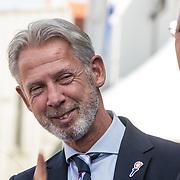 NLD/Terneuzen/20190831 - Start viering 75 jaar vrijheid, Onno Hoes
