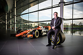 Zak Brown - McLaren