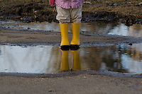 These boots are made for...<br />