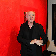 NLD/Laren/20120212 - Opening expositie Herman van Veen bij Lionel gallery Laren,
