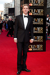 © Licensed to London News Pictures. 15/04/2012. Dan Stevens 2012 Olivier Awards Arrivals At The Royal Opera House, London, UK.  Photo credit : Richard Hurn / LNP