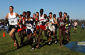 Cross Country-NCAA Championships-Men-Nov 23, 2006