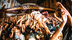 Cage The Elephant perform at The Fox Theater- Oakland, CA - 5/20/14