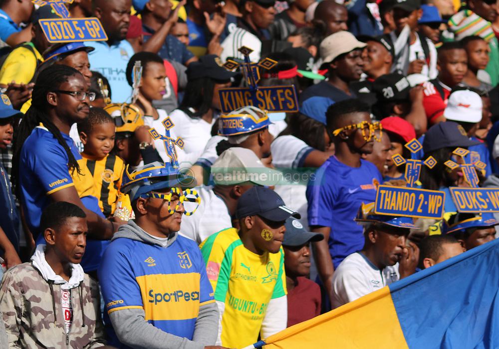 PSL: Cape Town City fans - Cape Town City v Kaizer Chiefs, 15 September 2018